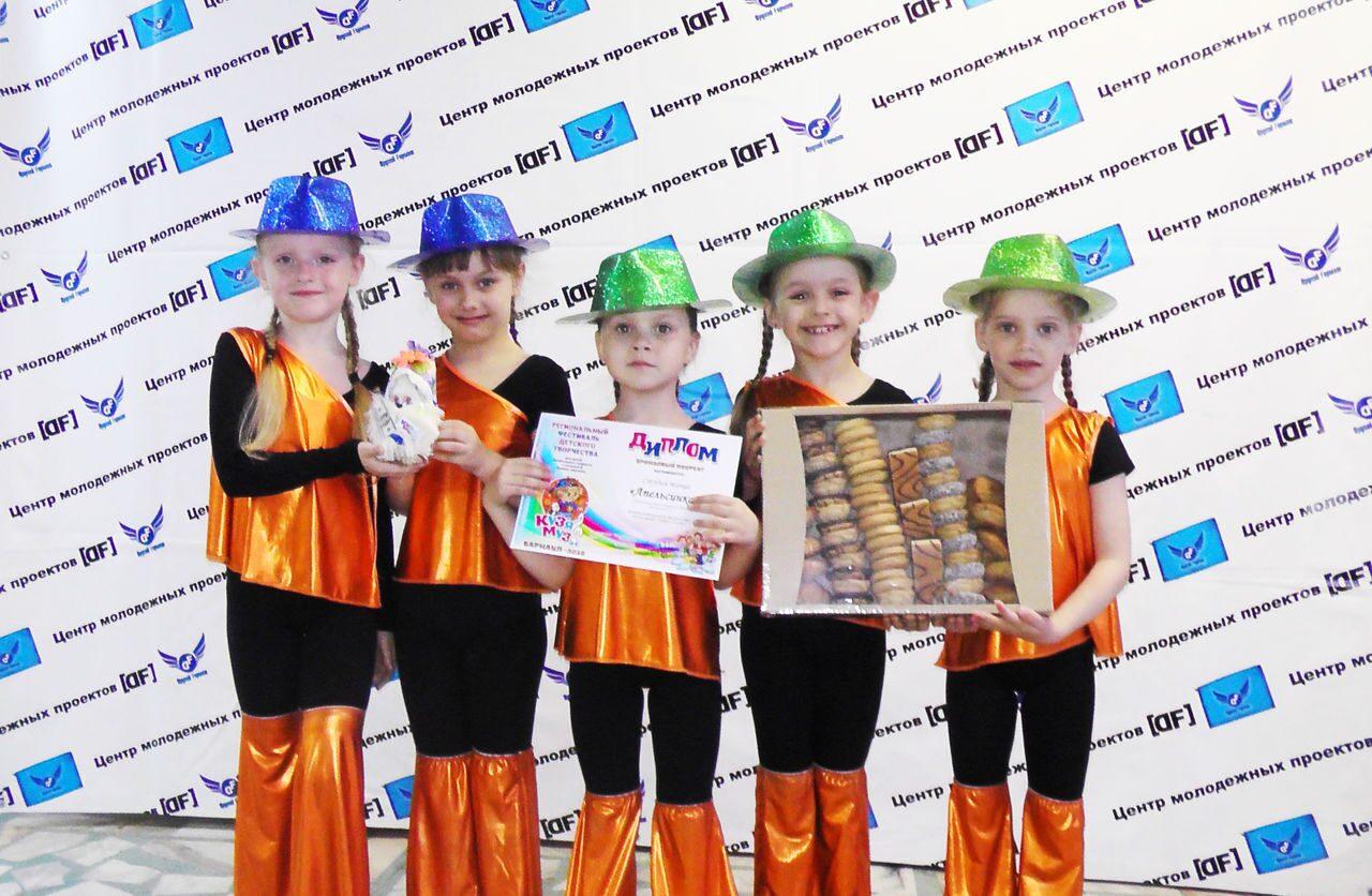 Конкурсы детского творчества в барнауле